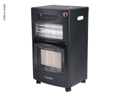 Carbest Heizofen 2 in 1 / 4,2 kW, 50 mbar - Art.-Nr. 760190